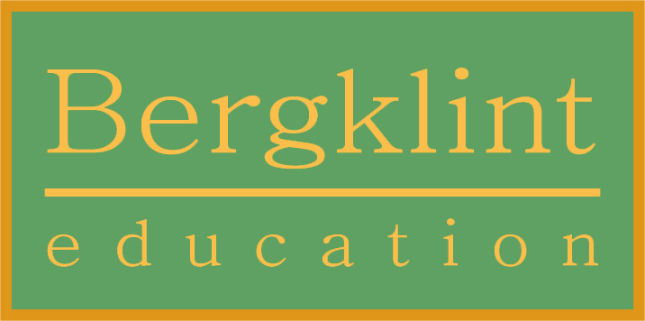 Bergklint education logo