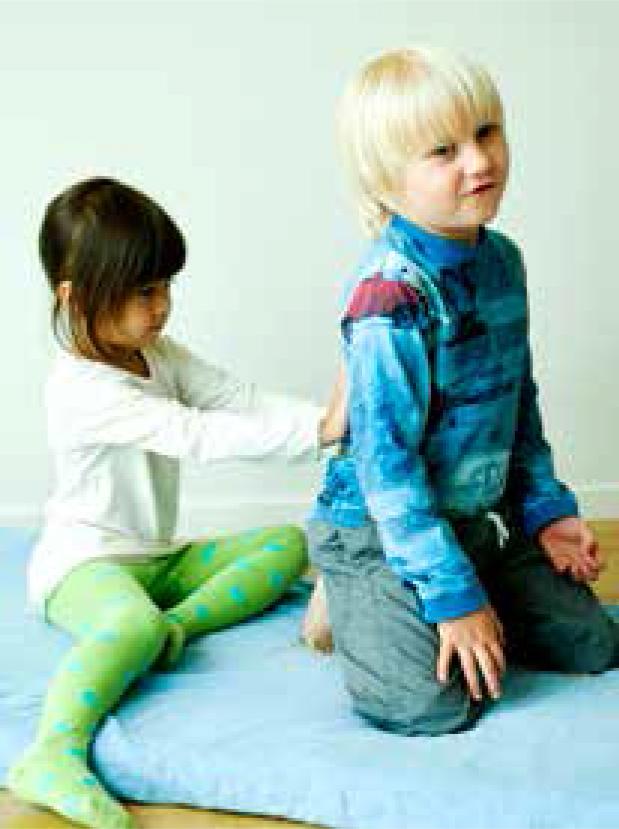 Barnmassage